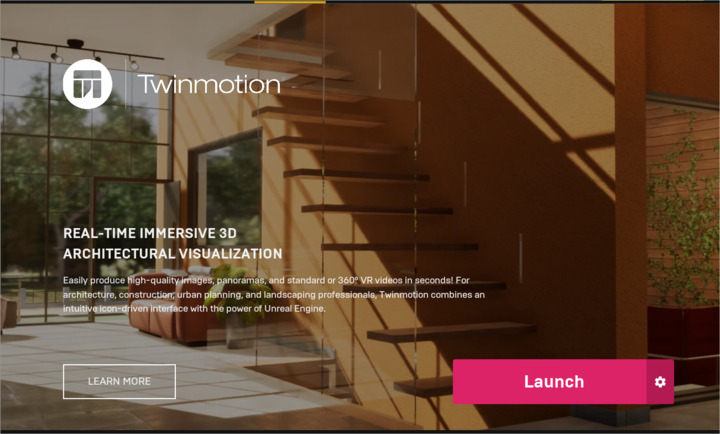 Why won't Twinmotion launch?